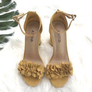 Justfab Block heels sandals